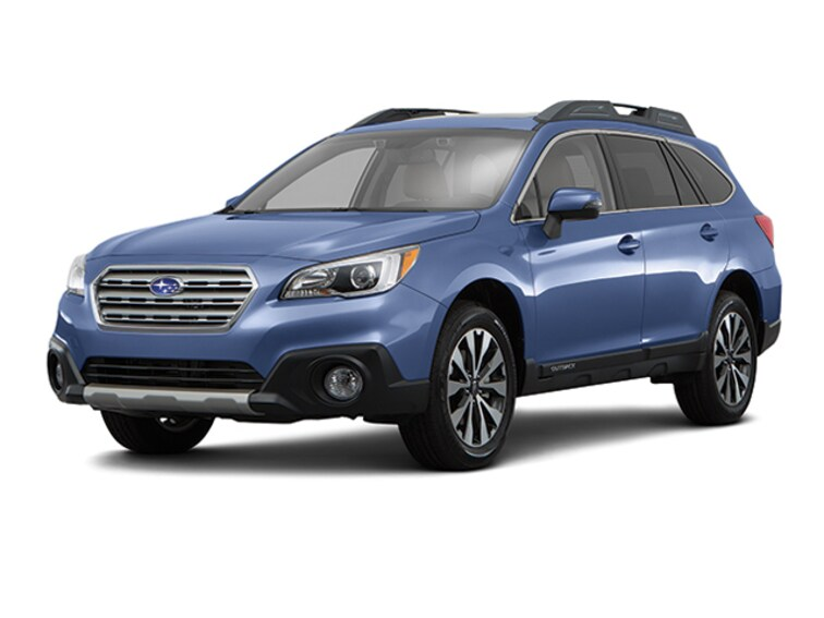 Certified pre-owned 2017 Subaru Outback Limited 3.6R Limited near Albany