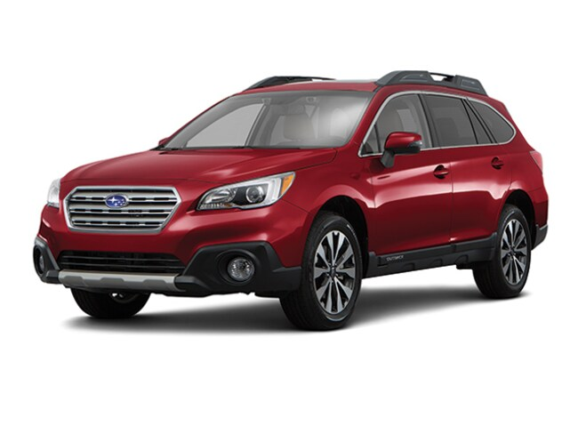 New 2017 Subaru Outback 3.6R Limited with Starlink SUV Wappingers Falls