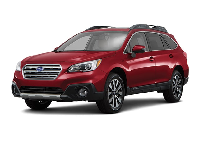 New 2017 Subaru Outback 3.6R Limited with EyeSight+Navi+HBA+Reverse Auto Braking+Starlink SUV near Boston