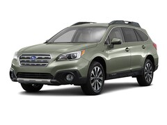 New 2017 Subaru Outback 3.6R SUV in White River Junction, VT