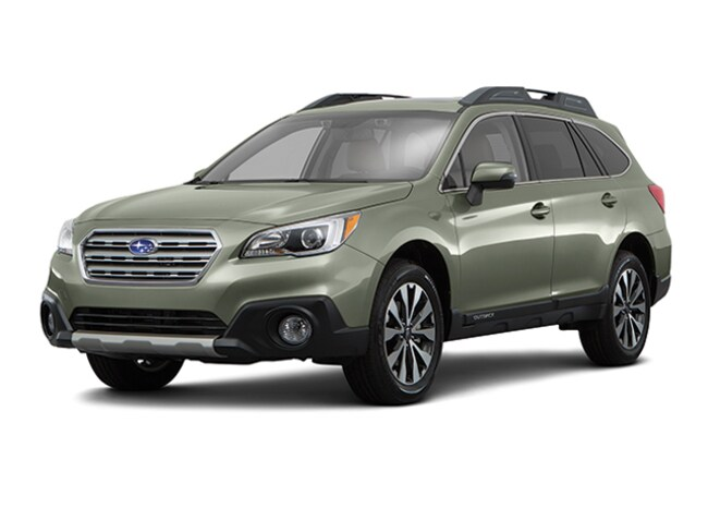 New 2017 Subaru Outback 3.6R Limited with Starlink SUV in Bay Shore, MI