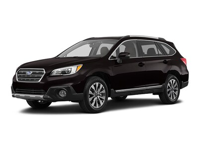 2017 Subaru Outback 3.6R Touring with Starlink SUV