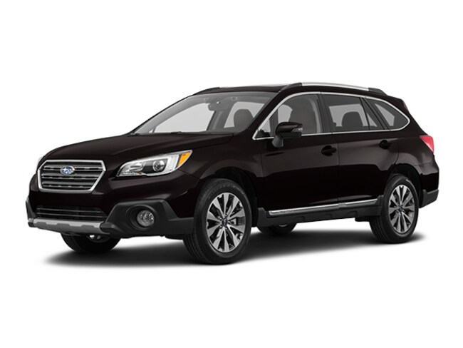 New 2017 Subaru Outback 3.6R Touring with Starlink SUV Walnut Creek, CA