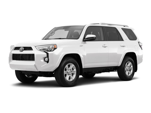 2017 Toyota 4runner Suv Greenville