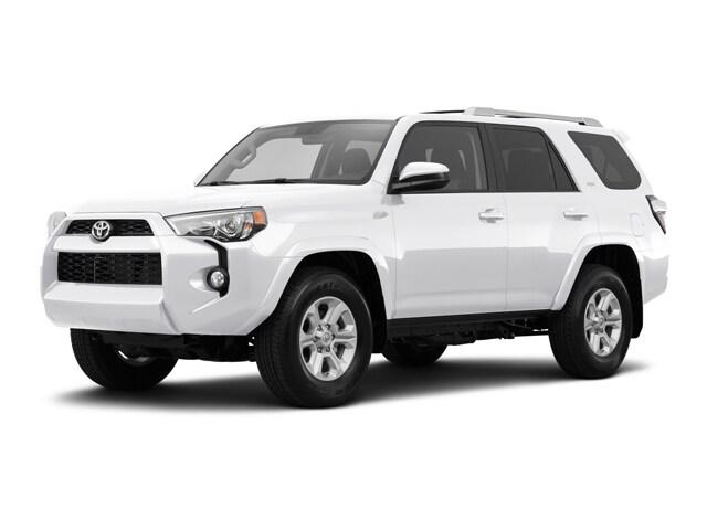 2017 Toyota 4Runner SUV Showroom in Williamsville | West ...