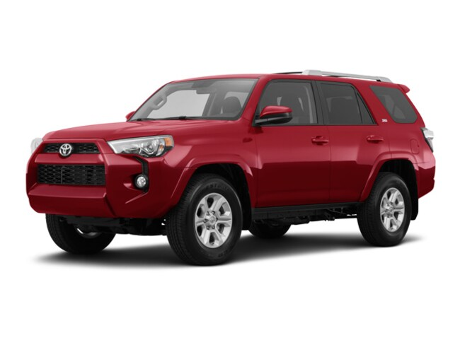New 2017 Toyota 4Runner SR5 SUV in Avondale, AZ
