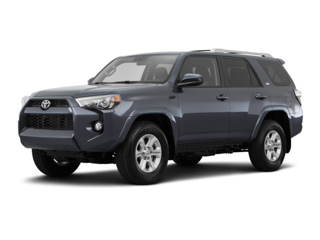 New 2017 Toyota 4Runner SR5 SUV for sale in the Brunswick, OH