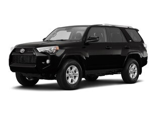 2017 Toyota 4Runner Limited SUV T33476A