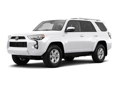 Used 2017 Toyota 4Runner SR5 Premium SUV For Sale In Rome, GA