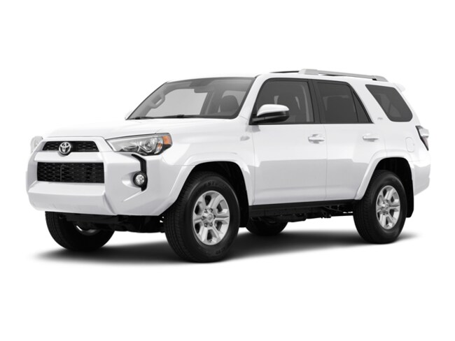 New 2017 Toyota 4Runner SR5 SUV Cockeysville