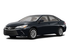 Certified 2017 Toyota Camry Sedan Hutchinson