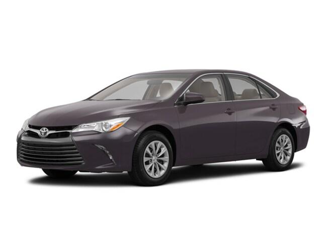 2017 Toyota Camry LE Sedan