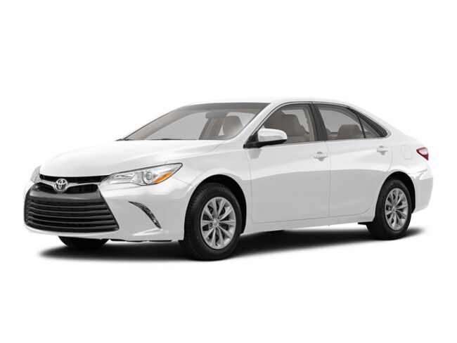 2017 Toyota Camry XSE Mid-Size Car