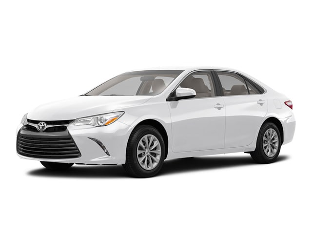 2017 Toyota Camry LE w/ Entune Audio Bluetooth & Backup Camera Sedan