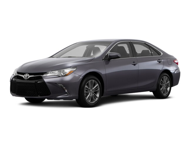 Used 2017 Toyota Camry SE Sedan Silver Spring, MD