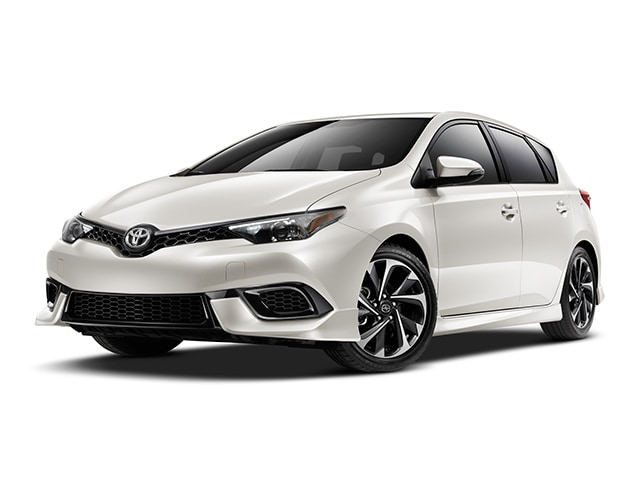 2017 Toyota Corolla iM AUTOMATIC CVT