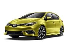 2017 Toyota Corolla iM Base Hatchback