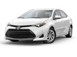 2017 Toyota Corolla LE CVT Car