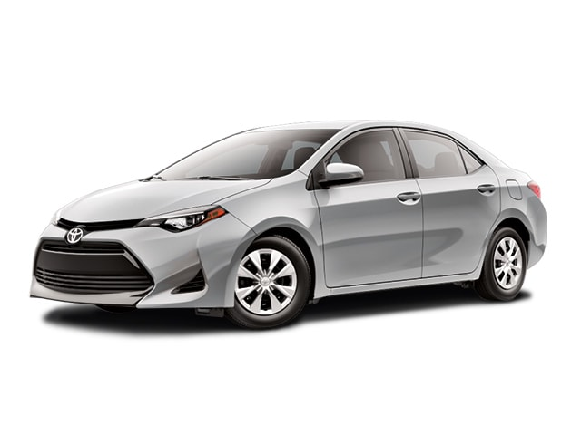 Used 2017 Toyota Corolla L Sedan For Sale In Santa Monica