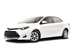certified used vehicles 2017 Toyota Corolla LE Sedan in Cleveland, OH