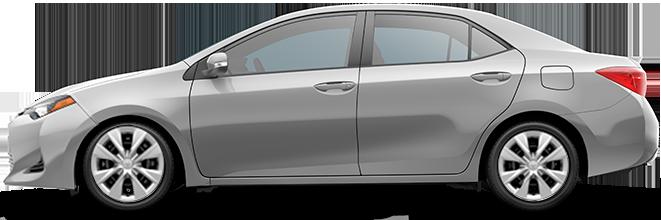 2017 Toyota Corolla Sedan L