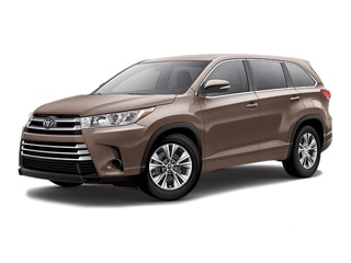 2017 Toyota Highlander SUV Toasted Walnut Pearl