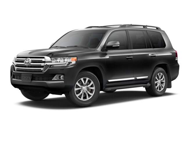 New 2017 Toyota Land Cruiser V8 SUV For Sale/Lease Oneonta, NY