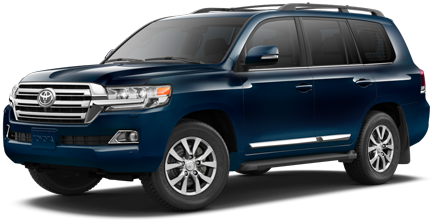 2017 Toyota Land Cruiser SUV