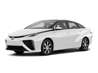 2017 Toyota Mirai Sedan Super White