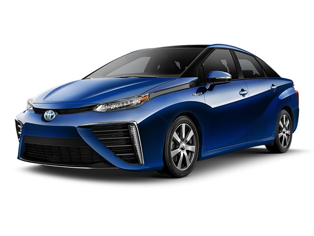 2017 Toyota Mirai Sedan
