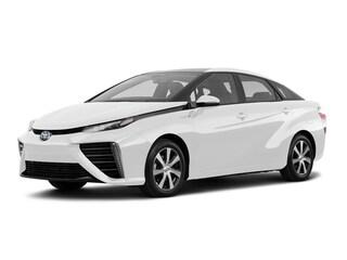 New 2017 Toyota Mirai Base Sedan in San Francisco