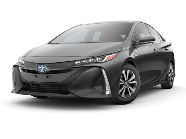 2017 Toyota Prius Prime 5-Door Three Hatchback