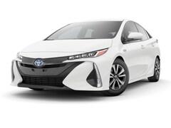 2017 Toyota Prius Prime Three Hatchback