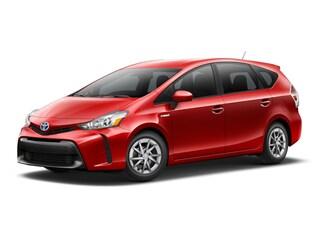 New 2017 Toyota Prius v Two Wagon