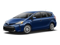 New 2017 Toyota Prius v Two Wagon in Portsmouth, NH
