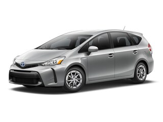 New 2017 Toyota Prius v Two Wagon