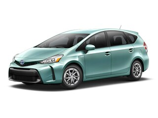 New Toyota 2017 Toyota Prius v Two Front-wheel Drive for Sale in Streamwood, IL