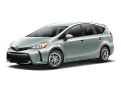 2017 Toyota Prius v Two Wagon