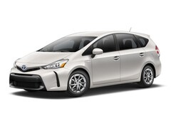 New 2017 Toyota Prius v Two Wagon in Early, TX