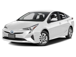 New 2017 Toyota Prius Two Eco Hatchback 1733972 Boston, MA
