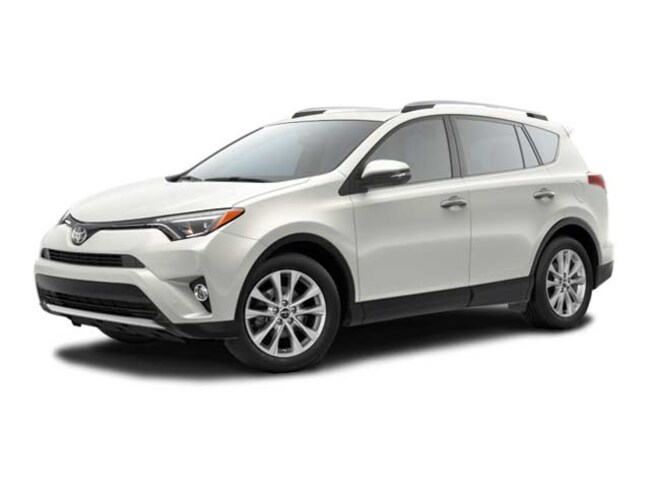 New 2017 Toyota RAV4 Limited SUV for sale in Charlottesville