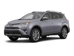 New 2017 Toyota RAV4 Platinum SUV in Dallas, TX