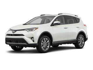 Used 2017 Toyota RAV4 Platinum SUV Haverhill, Massachusetts