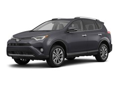 New 2017 Toyota RAV4 Platinum SUV for sale in Charlottesville