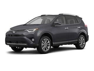 New 2017 Toyota RAV4 Platinum SUV for sale in Dublin, CA