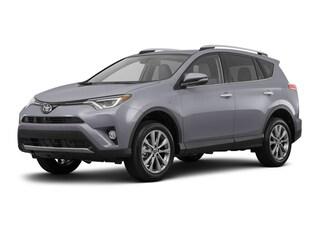 2017 Toyota RAV4 Platinum SUV