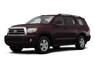 Toyota Sequoia In West Columbia Sc Fred Anderson Toyota