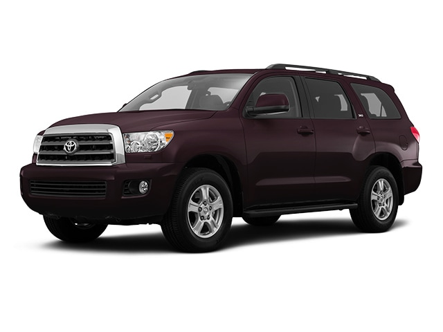 2017 Toyota Sequoia Suv Raleigh