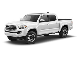 Used 2017 Toyota Tacoma Limited V6 Truck Double Cab Conway, AR