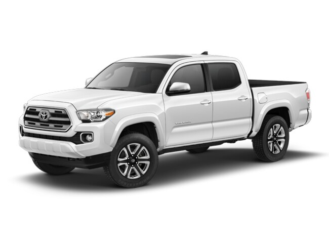 New 2017 Toyota Tacoma Limited V6 Truck Double Cab Framingham